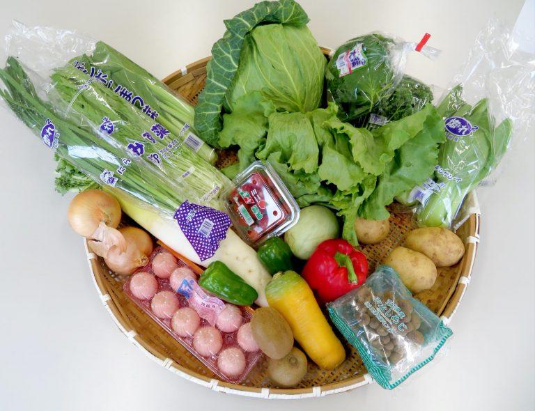 TOYOTA de つま正野菜セット